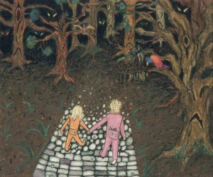Into the woods in Search For Lady Sleep, by W. C. McClure